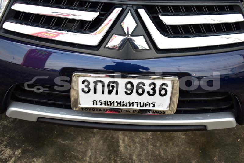 Big with watermark mitsubishi pajero sport bangkok bangkok 133