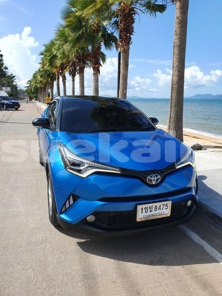 Big with watermark toyota c hr bangkok bangkok 747