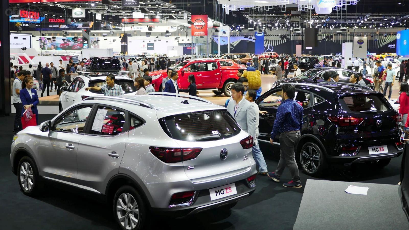 Thai car industry